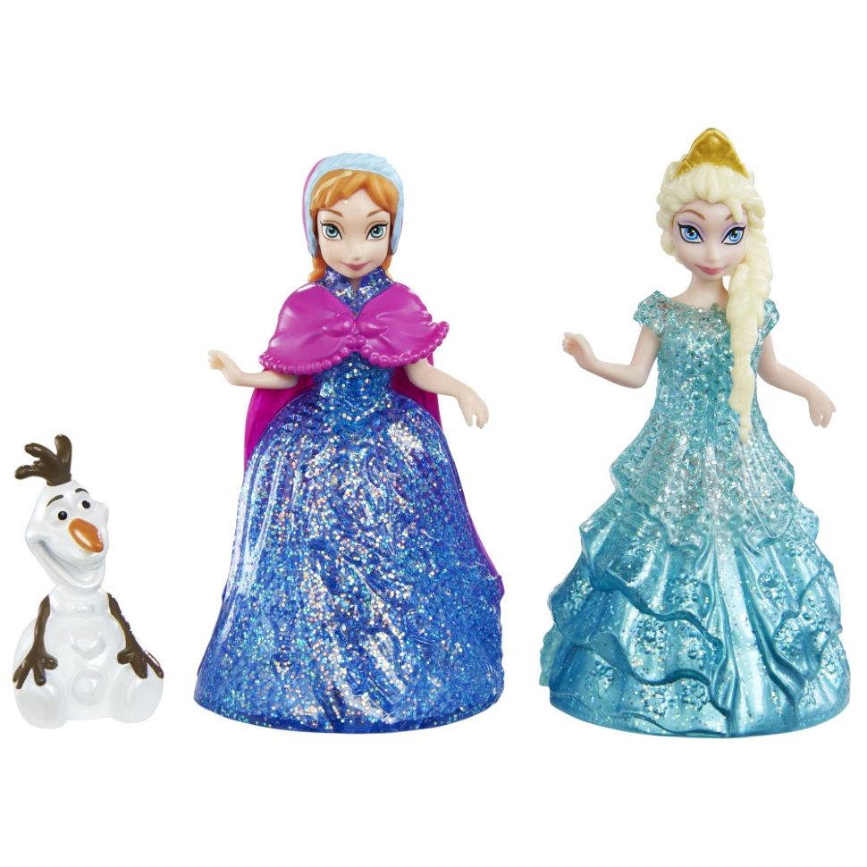 Набор платьев для мини кукол