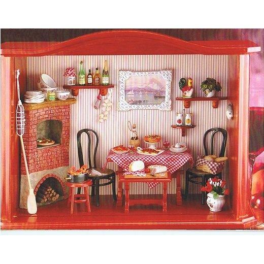 Предметы кукольного домика