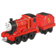Паровозик 'Джеймс' (James), Томас и друзья. Thomas&Friends Adventures, Fisher Price [DXR61]