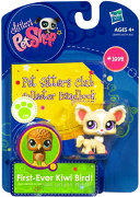 Зверюшка с дневником - Чихуахуа, Littlest Pet Shop - Pet Sitters Club Collector Hanfbook, Hasbro [25859]