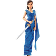 Кукла 'Принцесса Диана' (Barbie Diana Princess), из серии 'Wonder Woman', Barbie, Mattel [FDF36]