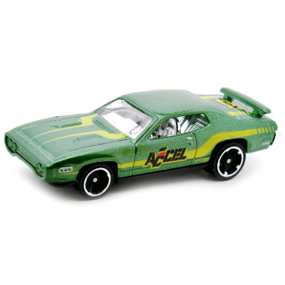 '71 Plymouth Road Runner - Hot Wheels