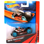 Мотоцикл Crooze, HW Race - Moto Track Stars, Hot Wheels, Mattel [BDN56]