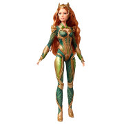 Шарнирная кукла 'Мера' (Barbie Mera), из серии 'Justice League' Wonder Woman, коллекционная, Barbie Signature, Mattel [DYX58]