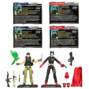 Набор фигурок 'Hunt for the Cobra Commander', 10см, G.I.Joe, Hasbro [B4063]