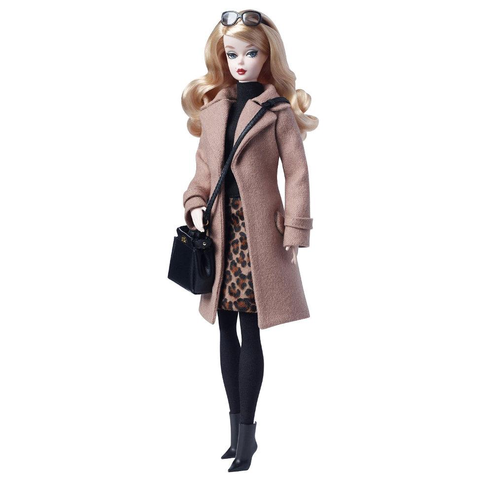 2bd40b59c56 Кукла  Классическое бежевое пальто  (Classic Camel Coat ...