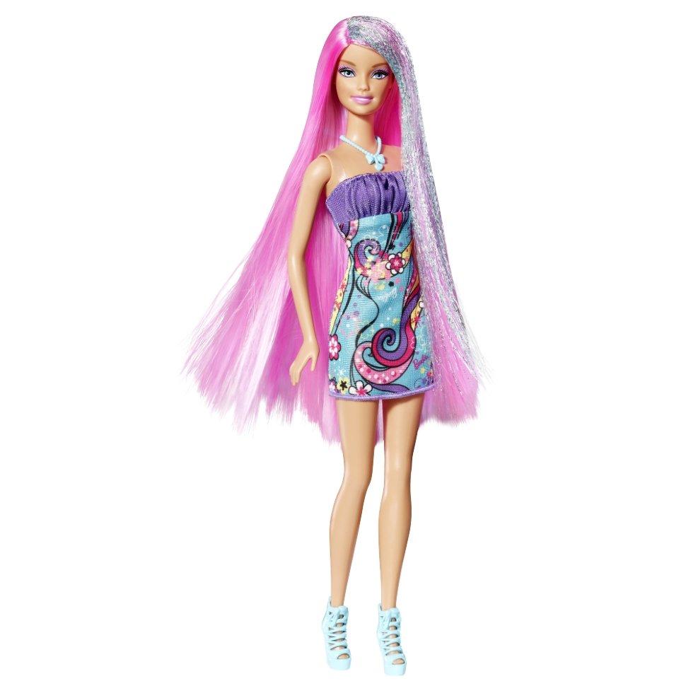 Куклы барби из серии волосы