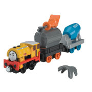 Игровой набор 'Цементовоз Бен' (Ben's Cement Mix-Up), Томас и друзья. Thomas&Friends Take-n-Play, Fisher Price [BCX18]