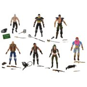 Набор 7 фигурок 'Dreadnoks Battle Set', 10см, G.I.Joe, Hasbro [37048]