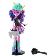 Кукла 'Кирсти Троллсонн' (Kjersti Trollson), серия Brand-Boo Students, 'Школа Монстров' Monster High, Mattel [CJC62]