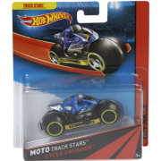 Мотоцикл Cycle Crusher, HW Race - Moto Track Stars, Hot Wheels, Mattel [BDN40]