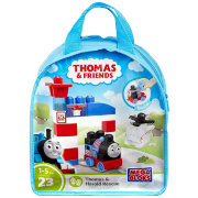 Конструктор 'Томас и Гарольд' (Thomas and Harold Rescue), Томас и друзья, Thomas&Friends, Mega Bloks First Builders [DXH55]