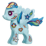 Конструктор пони Rainbow Dash, My Little Pony Pop [A9333]