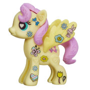 Конструктор пони Fluttershy, My Little Pony Pop [A9334]