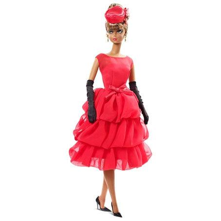 0c8298e0d4375d0 Кукла 'Маленькое красное платье' (Little Red Dress), коллекционная ...