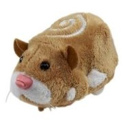 Хомячок Mr.Squiggles (Мистер Сквигглс), Zhu Zhu Pets, Cepia [86651]