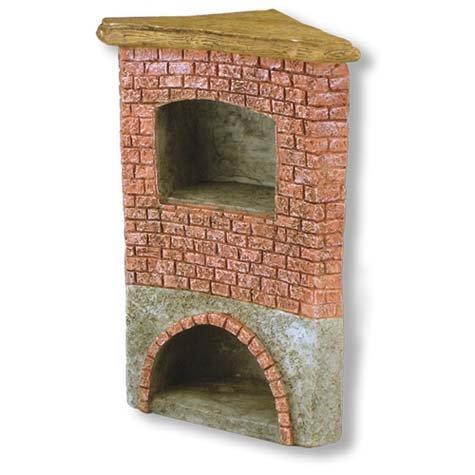 Кукольная миниатюра 'Печь', керамика, 1:12, Reutter Porzellan 001.857/9 отзывы