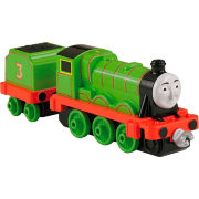 Паровозик 'Генри', Томас и друзья. Thomas&Friends Collectible Railway, Fisher Price [BHR72]