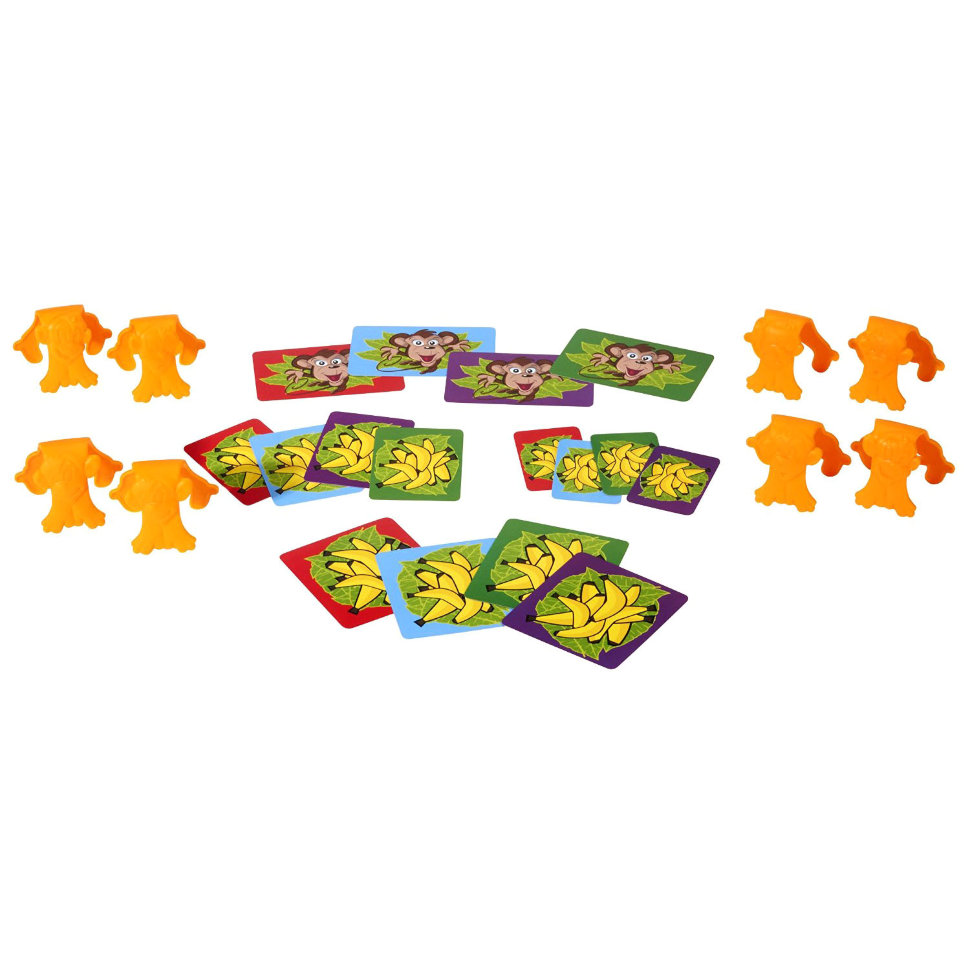обезьянки игра