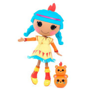 Кукла 'Индианка' (Feather Tell-a-tale), 30 см, Lalaloopsy [512400]
