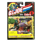 Набор фигурок 'Heavy Duty vs Cobra C.L.A.W.S.', 10см, G.I.Joe, Hasbro [53132]