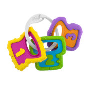 * Погремушка 'Ключики' (Easy Grasp Keys), Baby Senses Line, Chicco [05953]