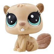 Игрушка 'Бобер', Series 1, Littlest Pet Shop [C1179]
