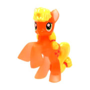 Мини-пони 'из мешка' - Applejack, неон, 3 серия 2013, My Little Pony [35581-6-01]
