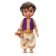 Кукла 'Аладдин' (Aladdin), 'Аладдин', 40 см, серия Disney Animators' Collection, Disney Store [6002040581226P]