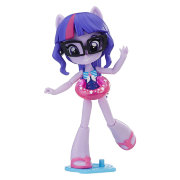 Мини-кукла Twilight Sparkle, 12см, шарнирная, My Little Pony Equestria Girls Minis (Девушки Эквестрии), Hasbro [E0684]