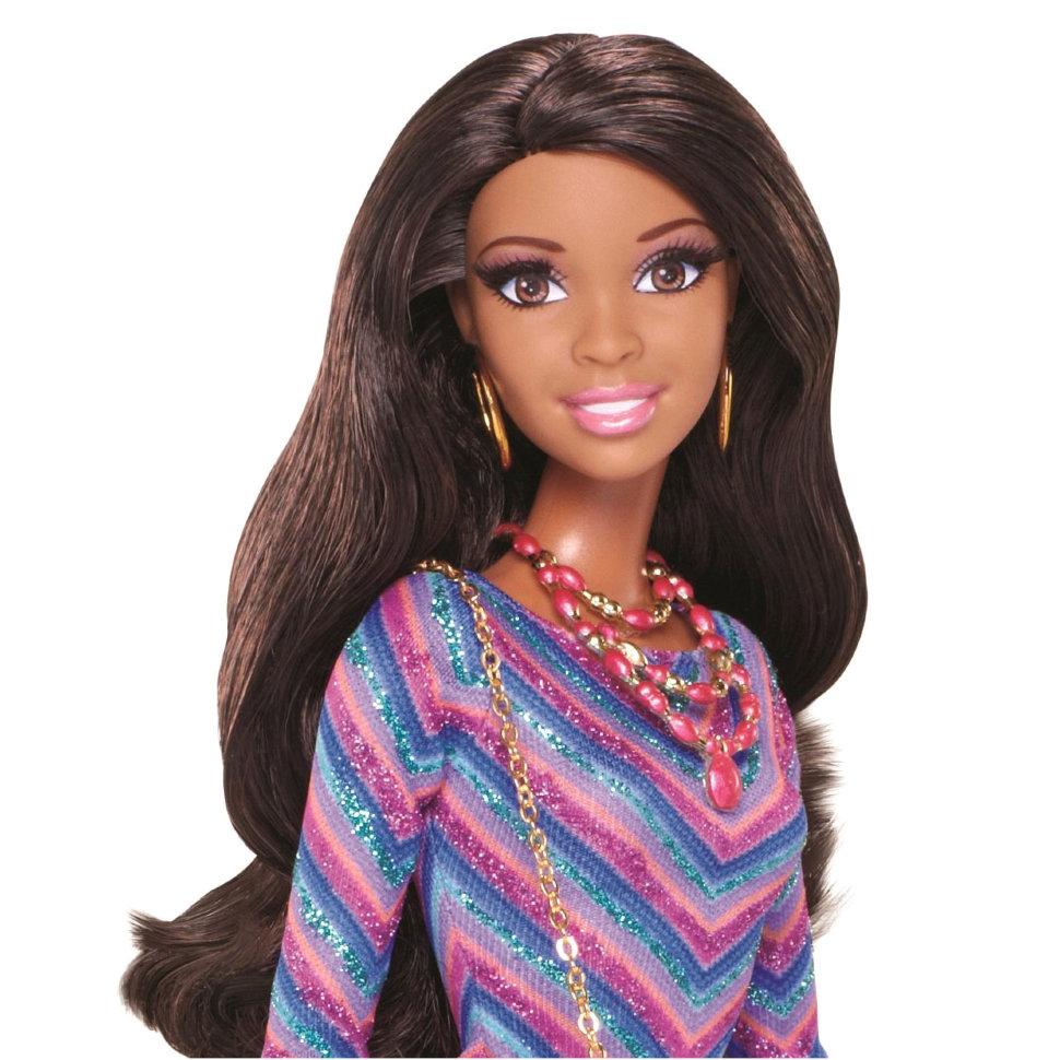 Pin By Nikki On Dream Home: Шарнирная кукла Nikki, из серии 'Дом Мечты Барби' (Barbie