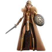 Шарнирная кукла 'Королева Ипполита' (Barbie Hippolyta), коллекционная, Black Label Barbie, Barbie Wonder Woman, Mattel [DWD83]