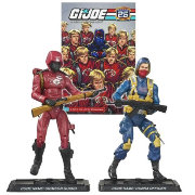 Фигурки Crimson Guard и Scarred Cobra Officer, 10см, G.I.Joe, Hasbro [64885]