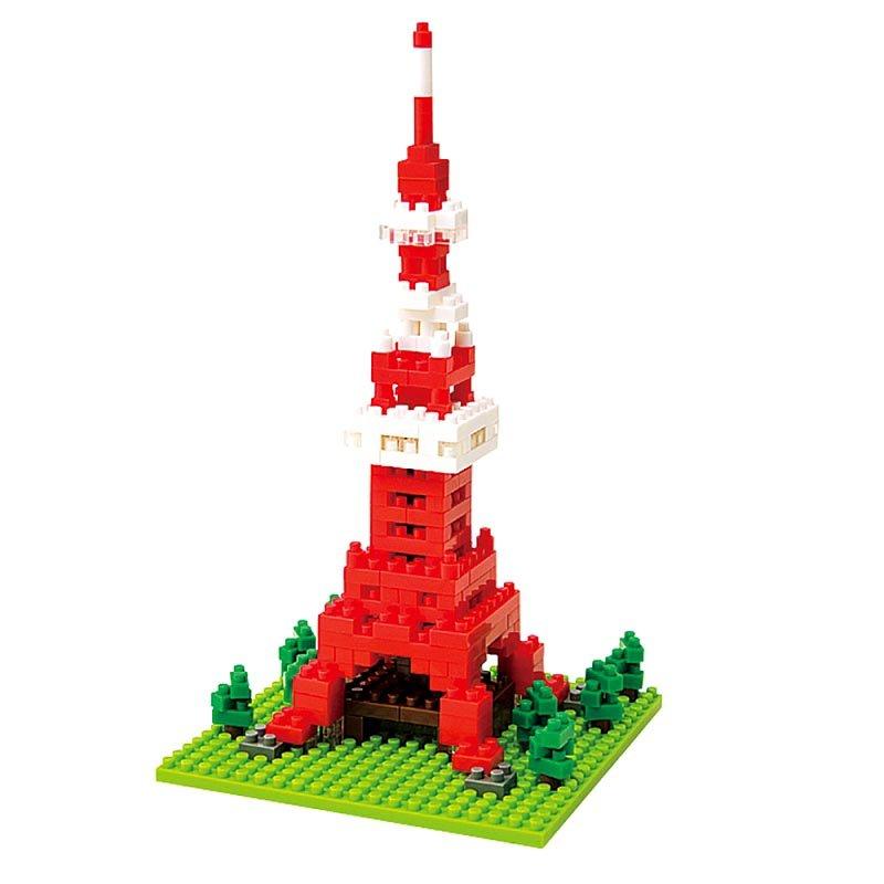 Башня из лего своими руками