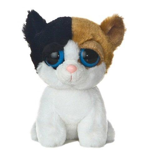 Коты игрушки с большими глазами