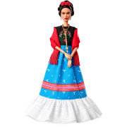 Кукла Барби 'Фрида Кало' (Frida Kahlo), из серии Inspiring Women, Barbie Signature, коллекционная, Mattel [FJH65]