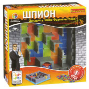 Игра логическая 'Шпион - Западня в замке Франкенштейна', Bondibon, Smart Games [BB0893]