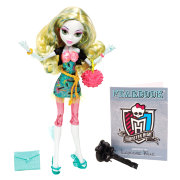 Кукла 'Лагуна Блю' (Lagoona Blue), из серии 'Фотосессия' (Picture Day), 'Школа Монстров', Monster High, Mattel [Y7698/BBJ81]