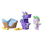 Игровой набор 'Дракончик Спайк' (Spike the Dragon), из серии 'Nightmare Night', My Little Pony, Hasbro [B7820]