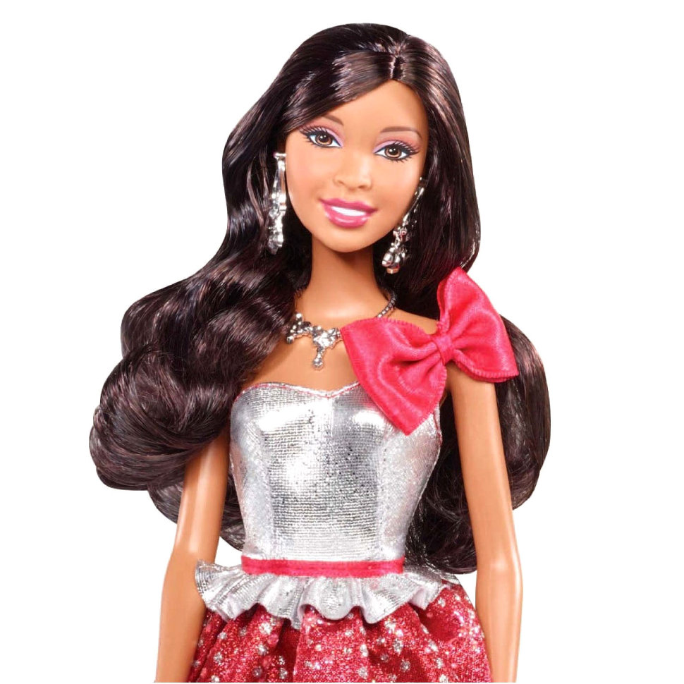describing a barbie doll Barbie definition, a brand of doll representing a slim, shapely young woman, especially one with blond hair, blue eyes, and fair skin see more.
