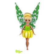 Феечка Tinker Bell (Динь-динь), 12 см, из серии 'Palm Tree Cove', Disney Fairies, Jakks Pacific [58816]