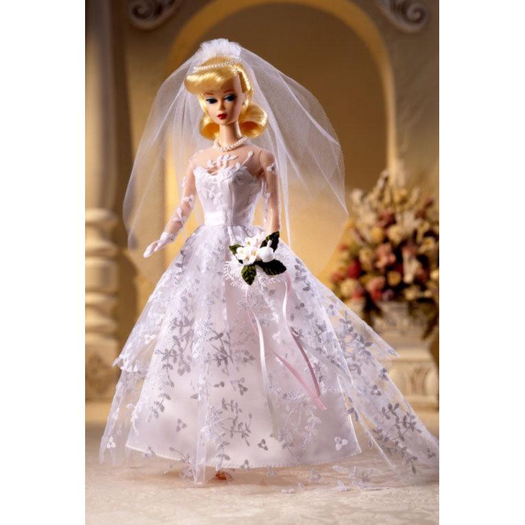 кукла барби свадьба барби Wedding Day Barbie коллекционная Mattel 17119