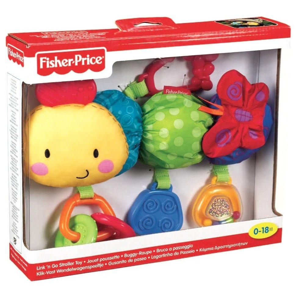 Игрушка Fisher-Price Щенок Бибо FBC96