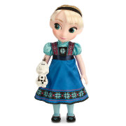 * Кукла 'Эльза' (Elsa), 'Холодное сердце' (Frozen), 40 см, серия Disney Animators' Collection, Disney Store [6002040581119P]