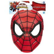 Маска 'Spider-Man - Человек-Паук', из серии 'Ultimate Spider-Man. Web-Warriors', Hasbro [B1249]