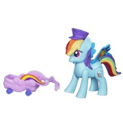 Игровой набор 'Летающая пони Rainbow Dash' (Zoom'n Go), из серии 'Сила Радуги' (Rainbow Power), My Little Pony [A6240]