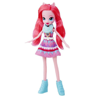 Кукла 'Пинки Пай' (Pinkie Pie), из серии 'Legend of Everfree', My Little Pony Equestria Girls (Девушки Эквестрии), Hasbro [B7526] Кукла 'Пинки Пай' (Pinkie Pie), из серии 'Legend of Everfree', My Little Pony Equestria Girls (Девушки Эквестрии), Hasbro [B7526]
