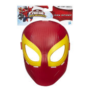 Маска 'Iron Spider - Железный Паук', из серии 'Ultimate Spider-Man. Web-Warriors', Hasbro [B1250]