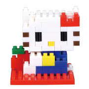 Конструктор 'Hello Kitty', из серии 'Hello Kitty', nanoblock [NBCC_001]
