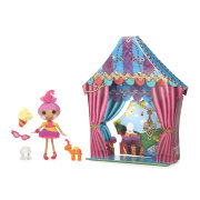 Мини-кукла 'Sahara Mirage', 7 см, из серии Silly Fun House, Lalaloopsy Mini [514213]